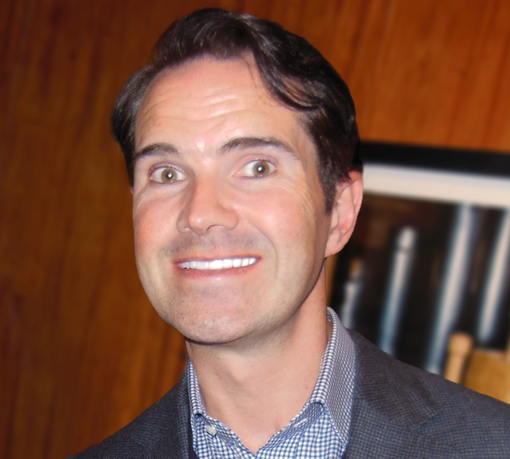 Photo of Jimmy Carr: British comedian and humourist