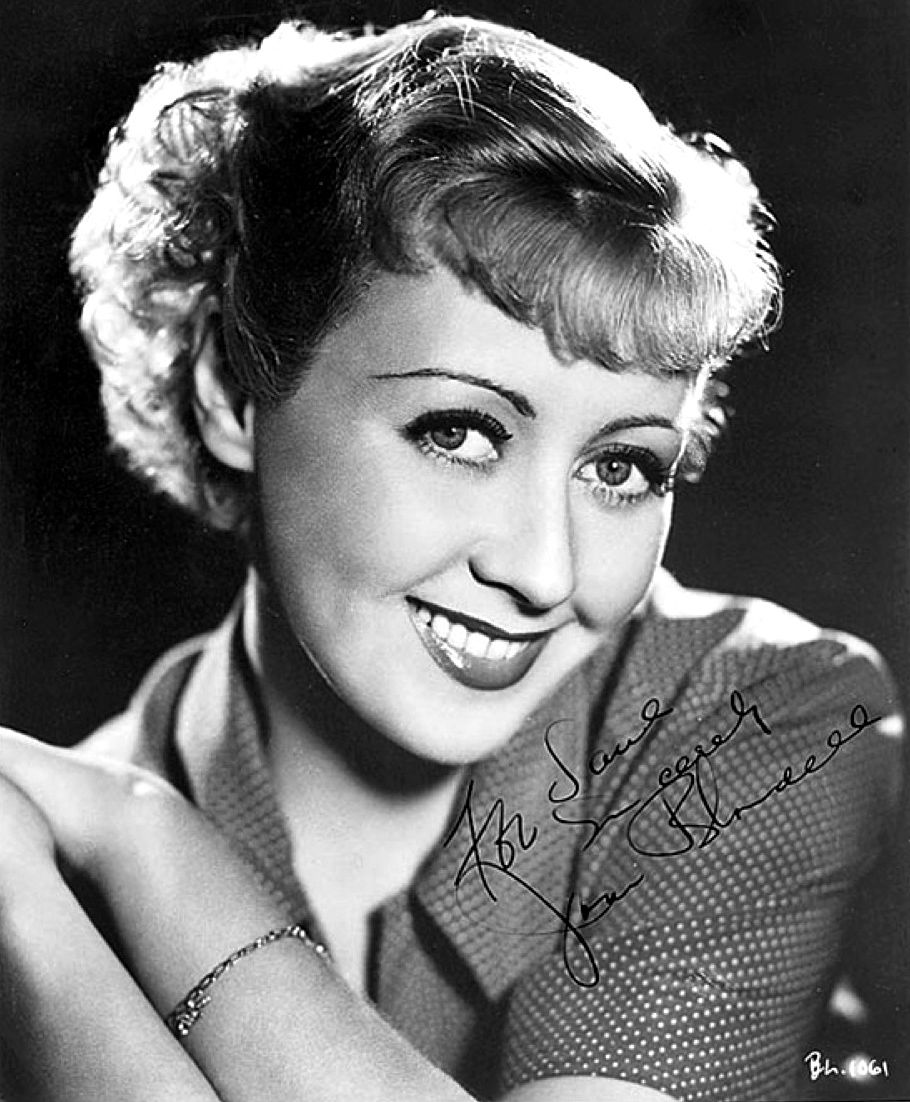 Photo of Joan Blondell: American actress