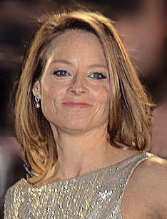 Photo of Jodie Foster: American actor, film director and producer
