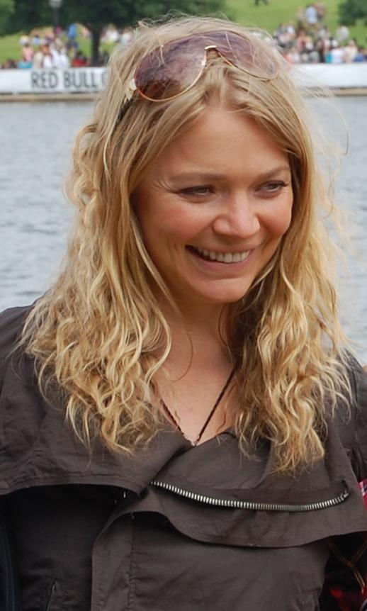 Photo of Jodie Kidd: English fashion model and television personality
