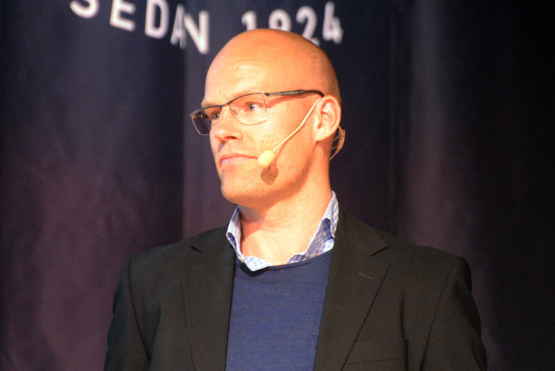Photo of Joel Cedergren: Swedish football player and manager