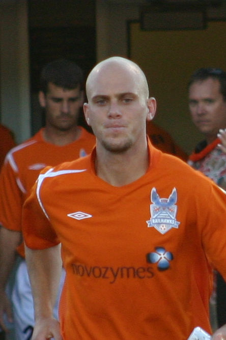 Photo of Joey Worthen: American soccer player