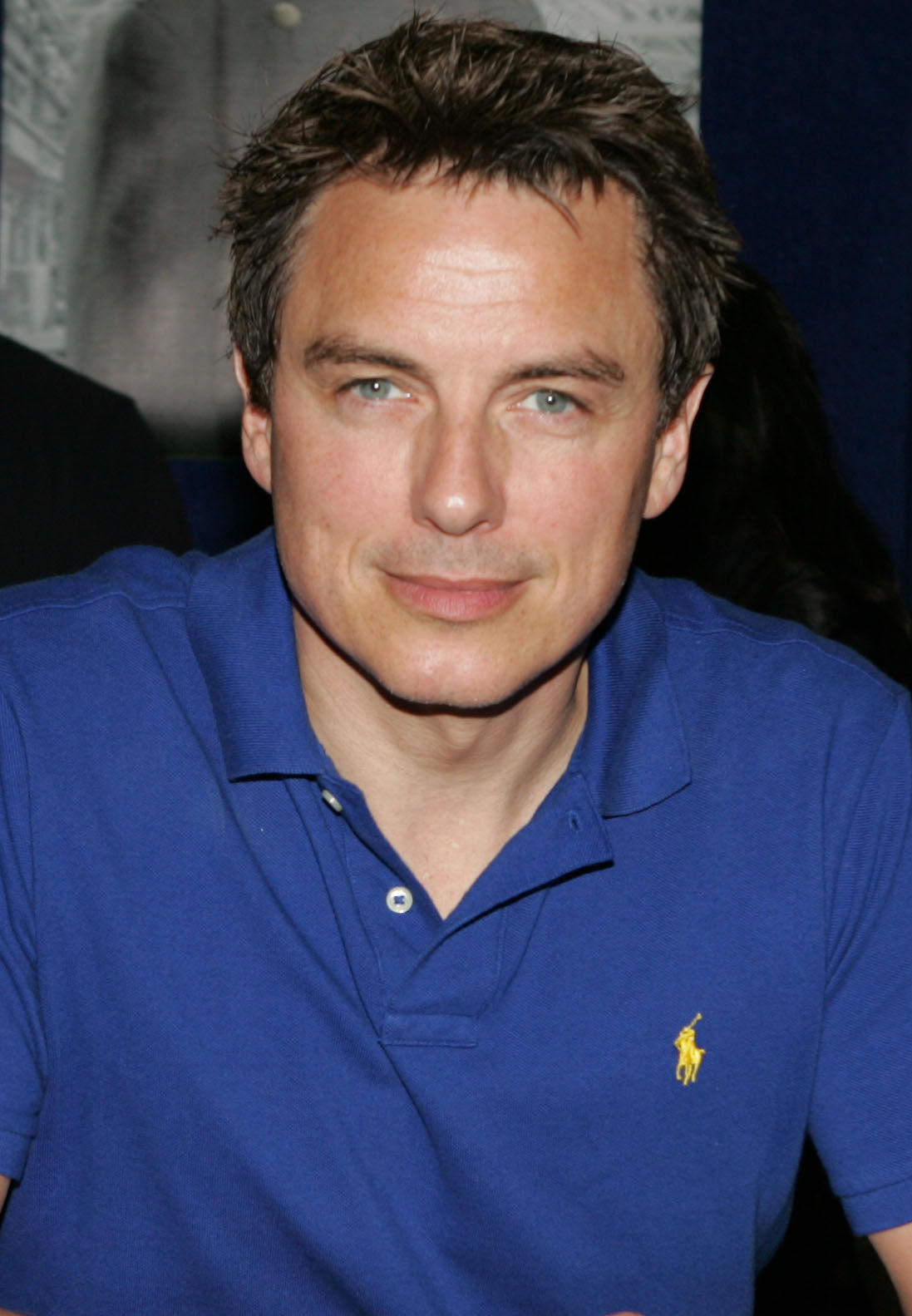 Photo of John Barrowman: Scottish-American actor, singer, dancer, musical theatre performer, writer and television personality