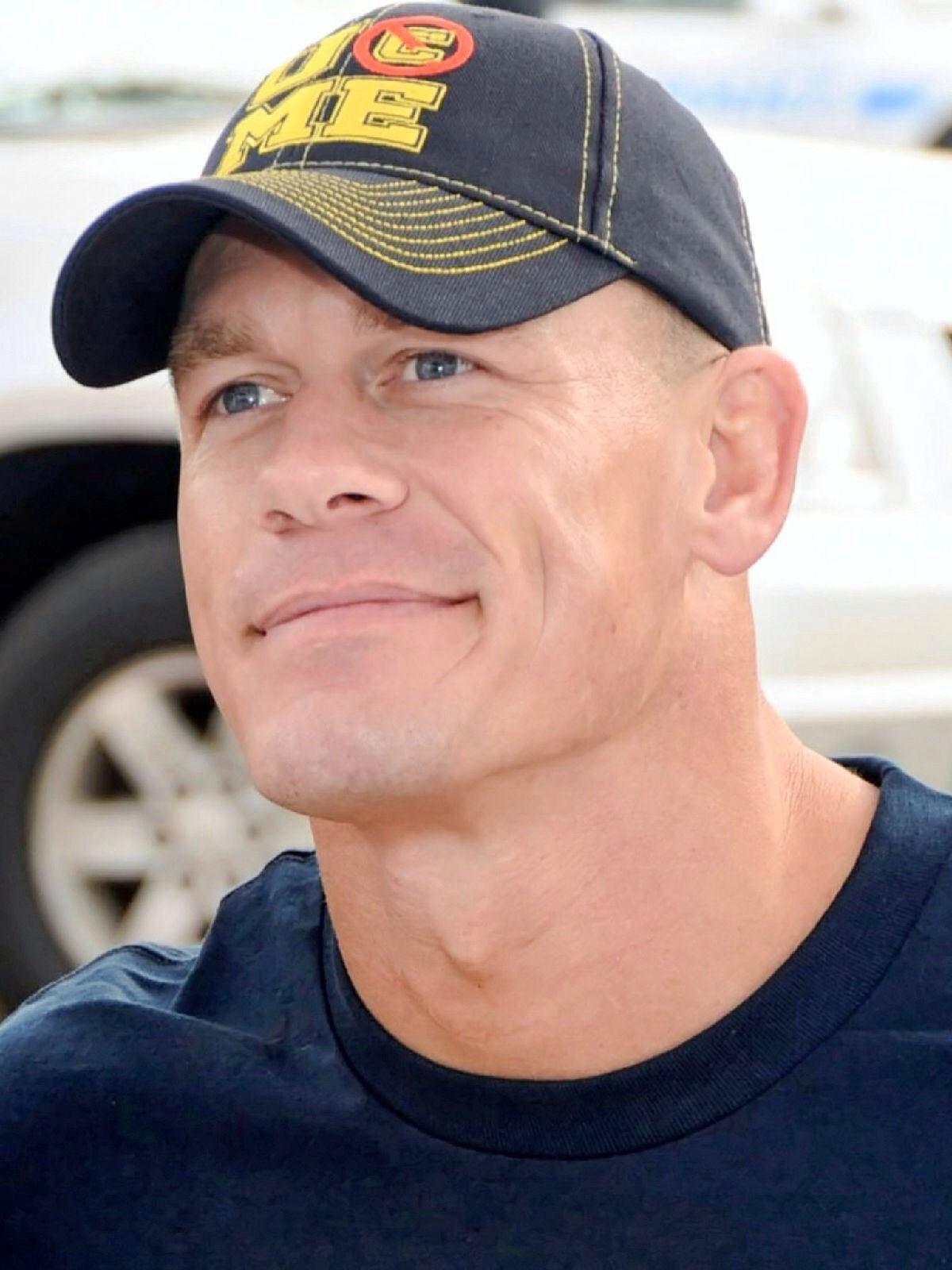 Photo of John Cena: American professional wrestler, bodybuilder, rapper, and actor