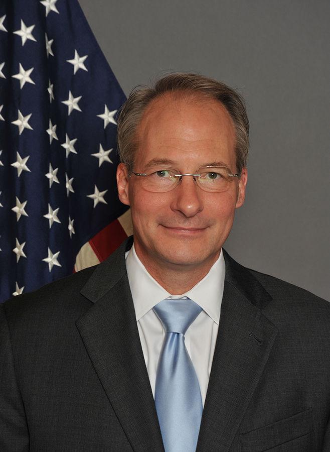Photo of John Koenig (diplomat): American diplomat