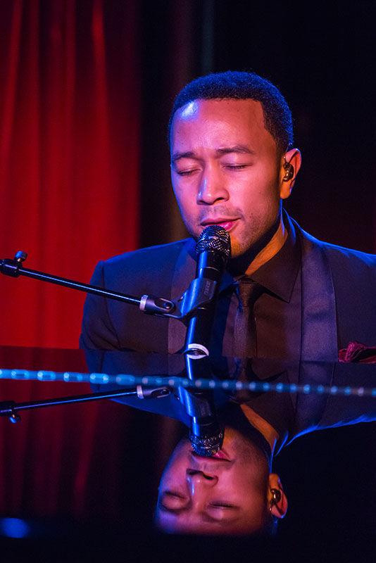 Photo of John Legend: Singer–songwriter, pianist