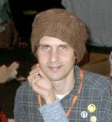 Photo of John Porcellino: Comic creator