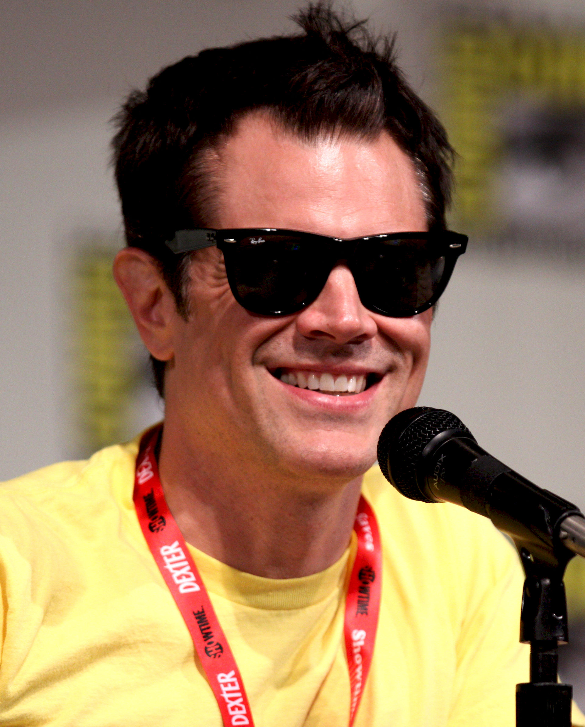 Photo of Johnny Knoxville: American daredevil, actor, comedian, screenwriter and film producer