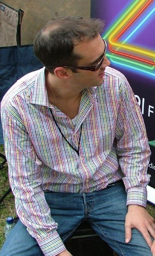 Photo of Johnny Vaughan: English television and radio presenter