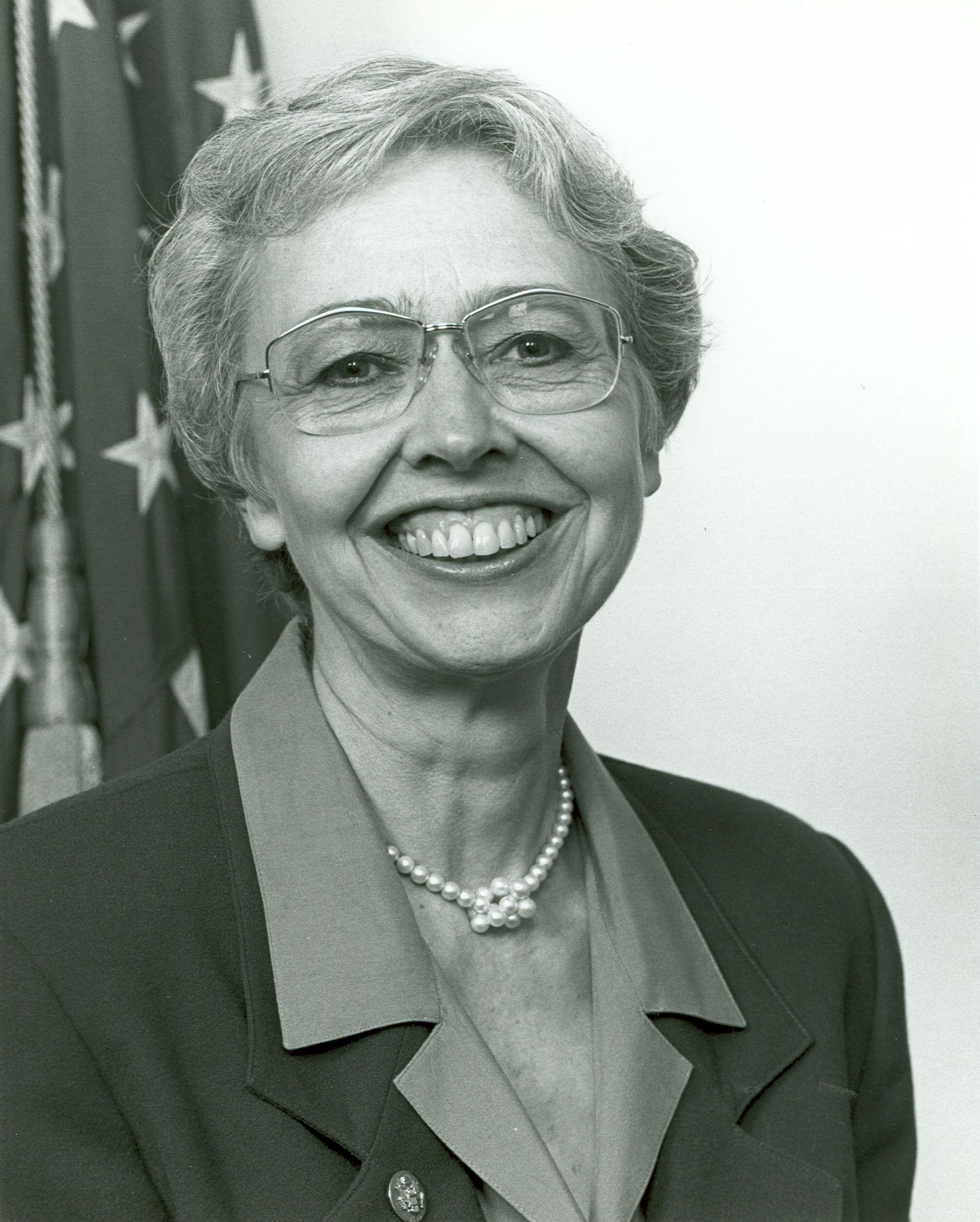 Photo of Jolene Unsoeld: American politician