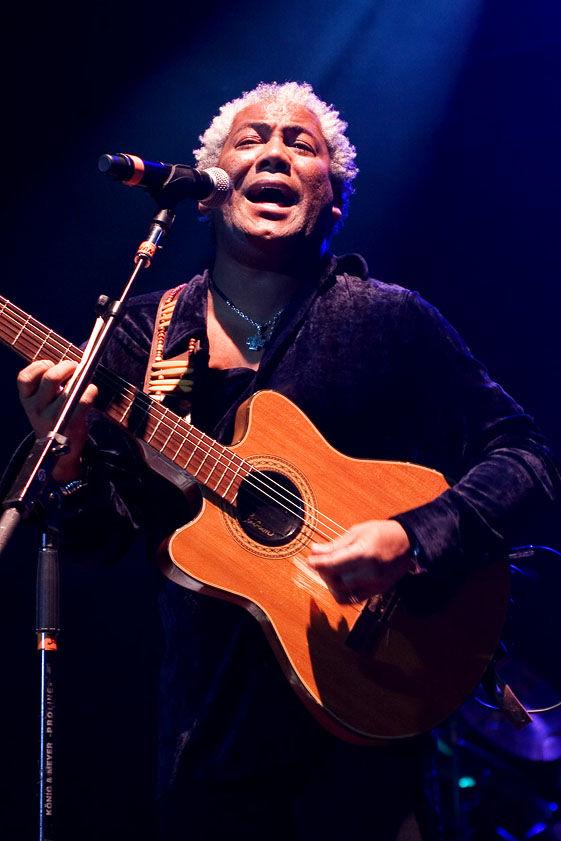 Photo of Jonathan Butler: South African musician