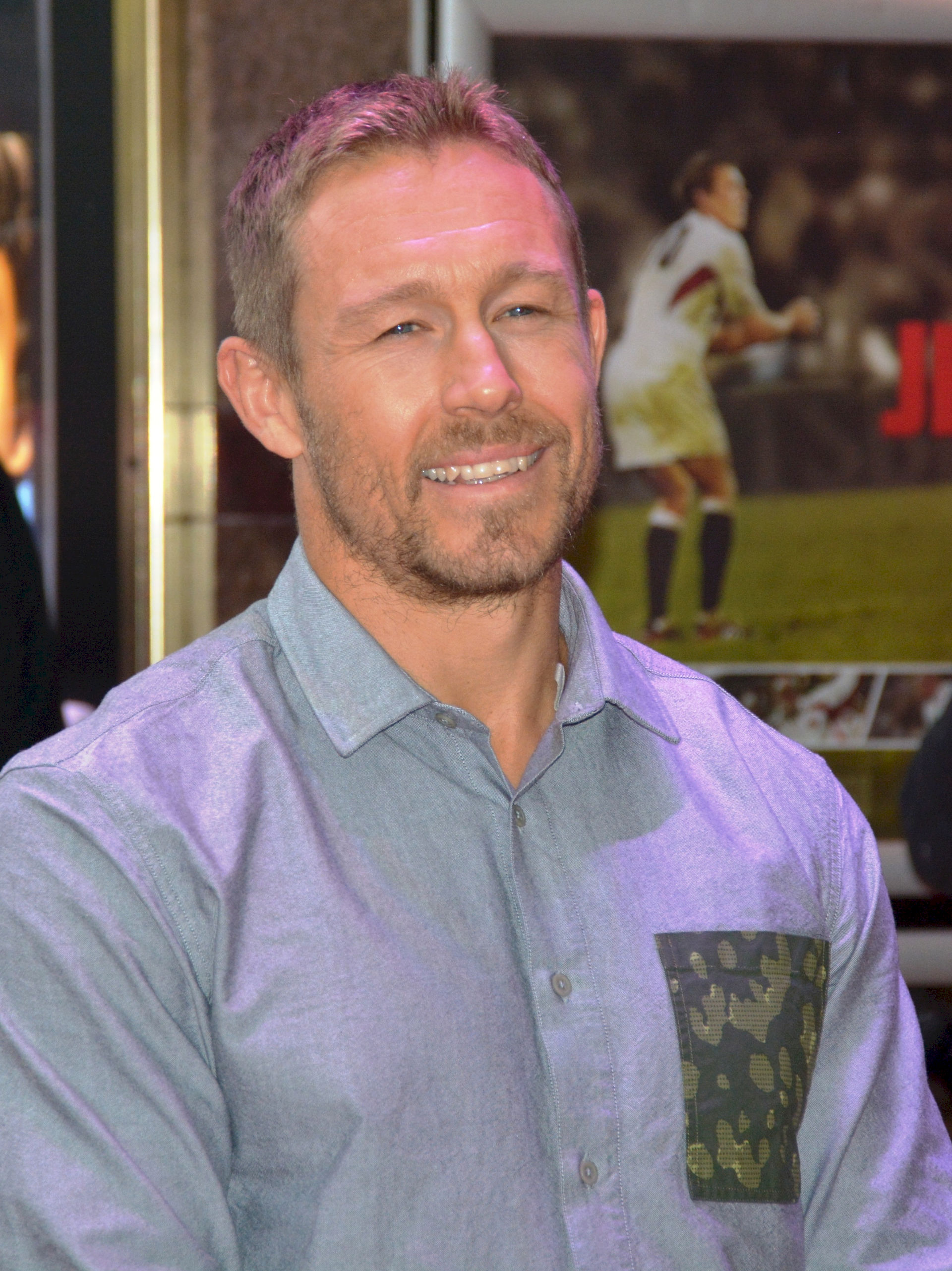 Photo of Jonny Wilkinson: Professional rugby union player from England
