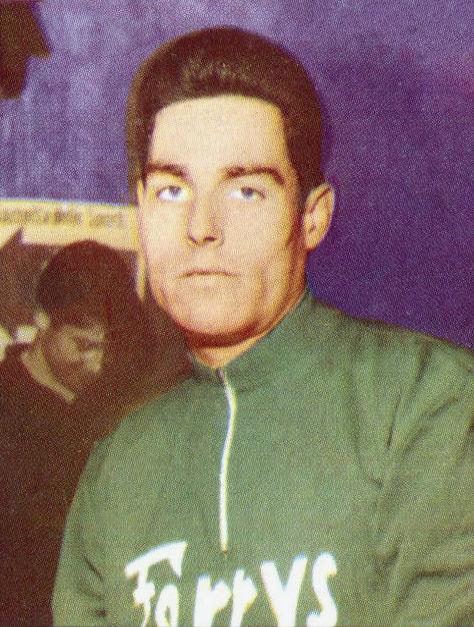 Photo of José Pérez Francés: Road bicycle racer