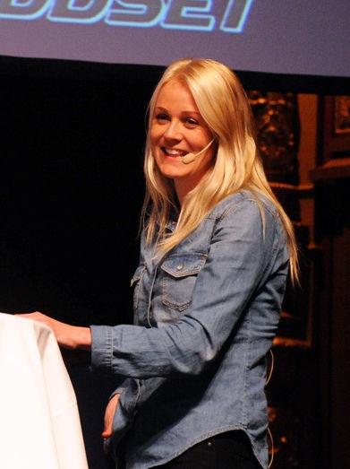 Photo of Josefine Öqvist: Swedish association football player