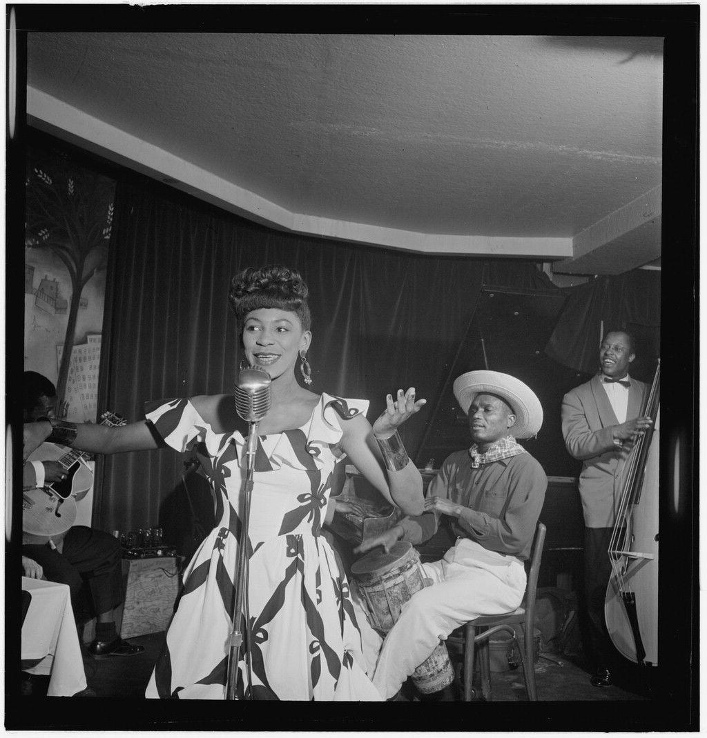 Photo of Josephine Premice: Haitian actress