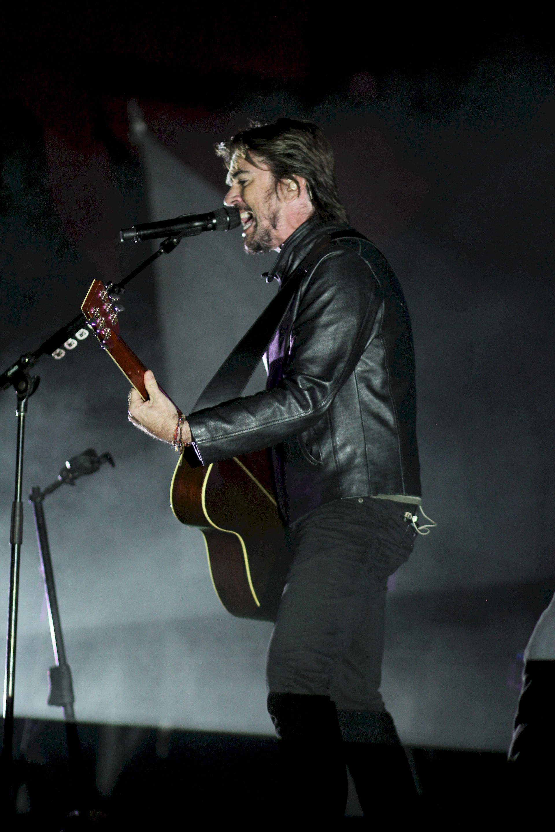 Photo of Juanes: Singer-songwriter and guitarist