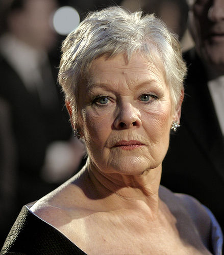 Photo of Judi Dench: English film, stage and television actress
