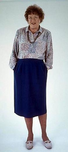 Photo of Julia Child: American chef