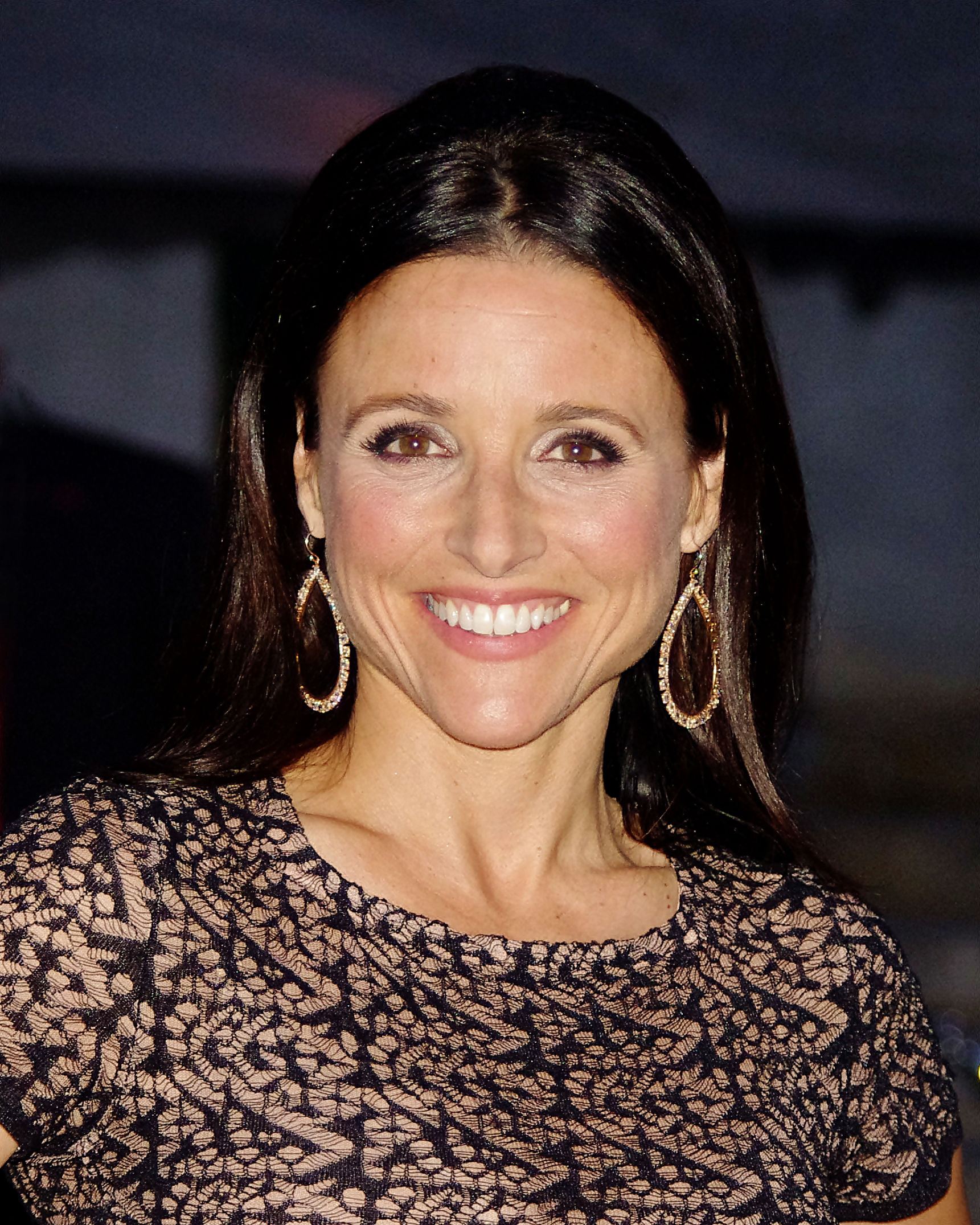 Photo of Julia Louis-Dreyfus: American actress, comedian and producer