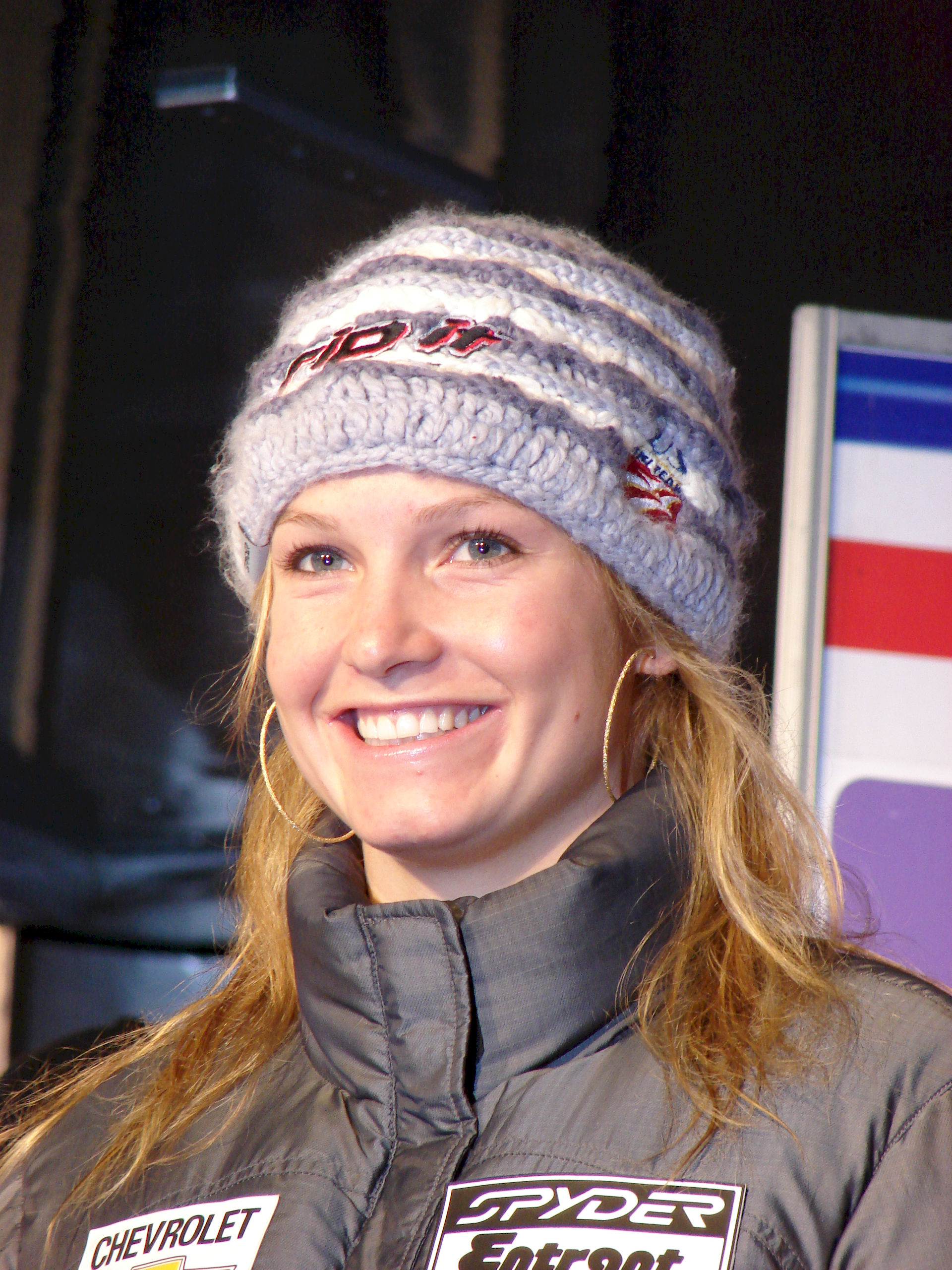 Photo of Julia Mancuso: American alpine skier