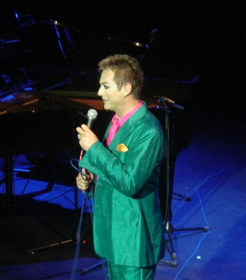 Photo of Julian Clary: Actor, comedian, writer