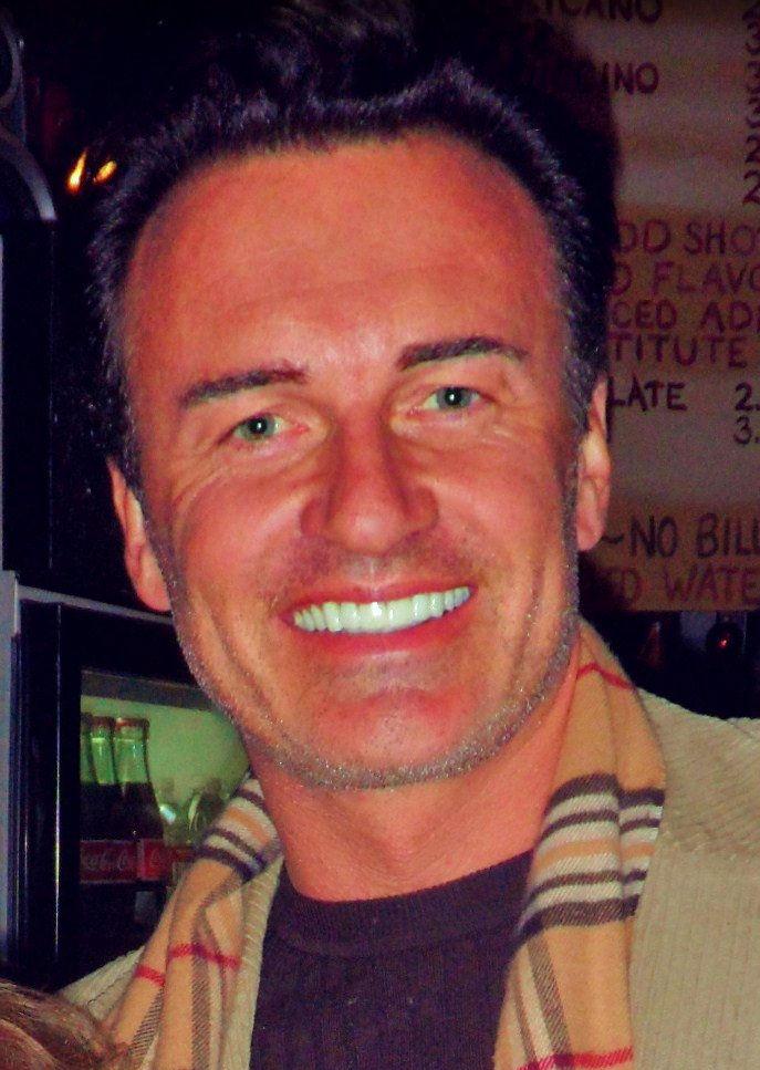Photo of Julian McMahon: Australian actor and former fashion model