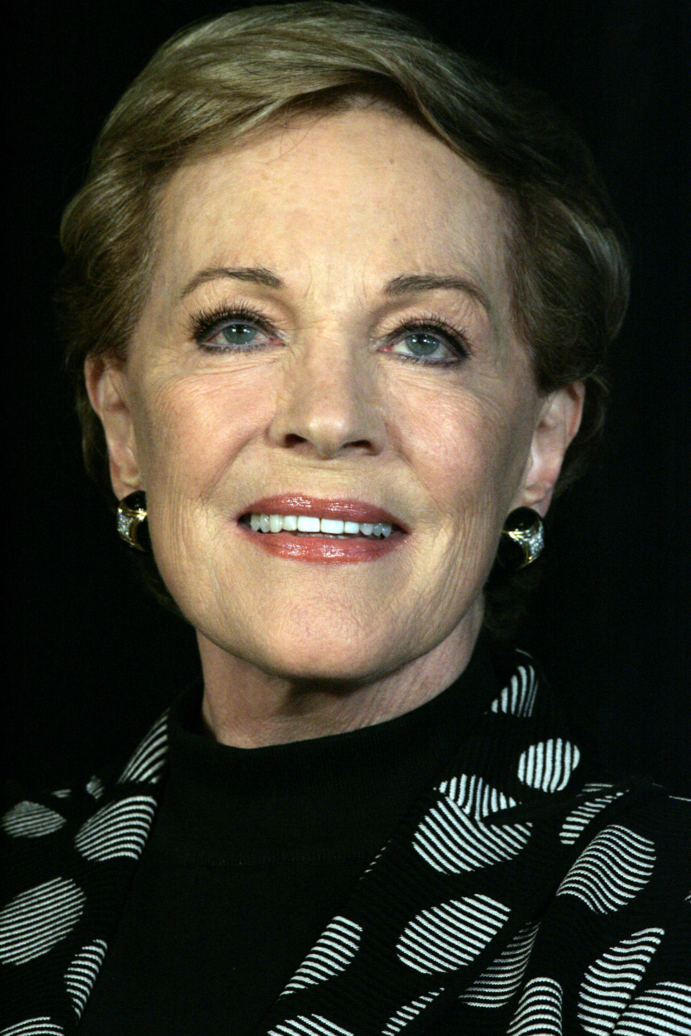 Photo of Julie Andrews: British film and stage actress, singer, author, theatre director, and dancer