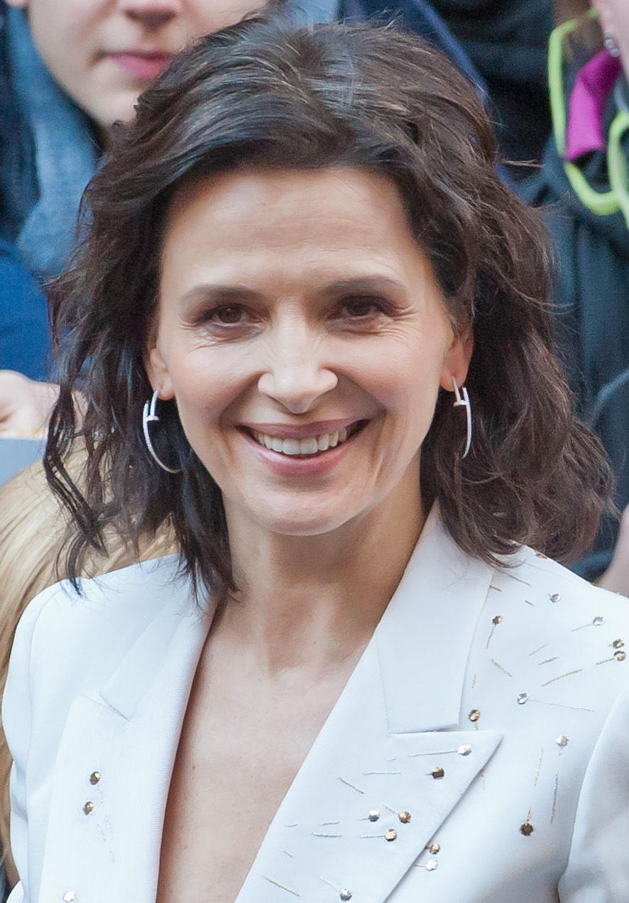 Photo of Juliette Binoche: French actress