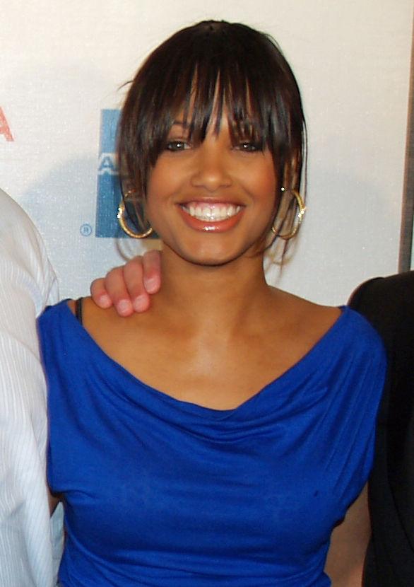 Photo of K. D. Aubert: American actress