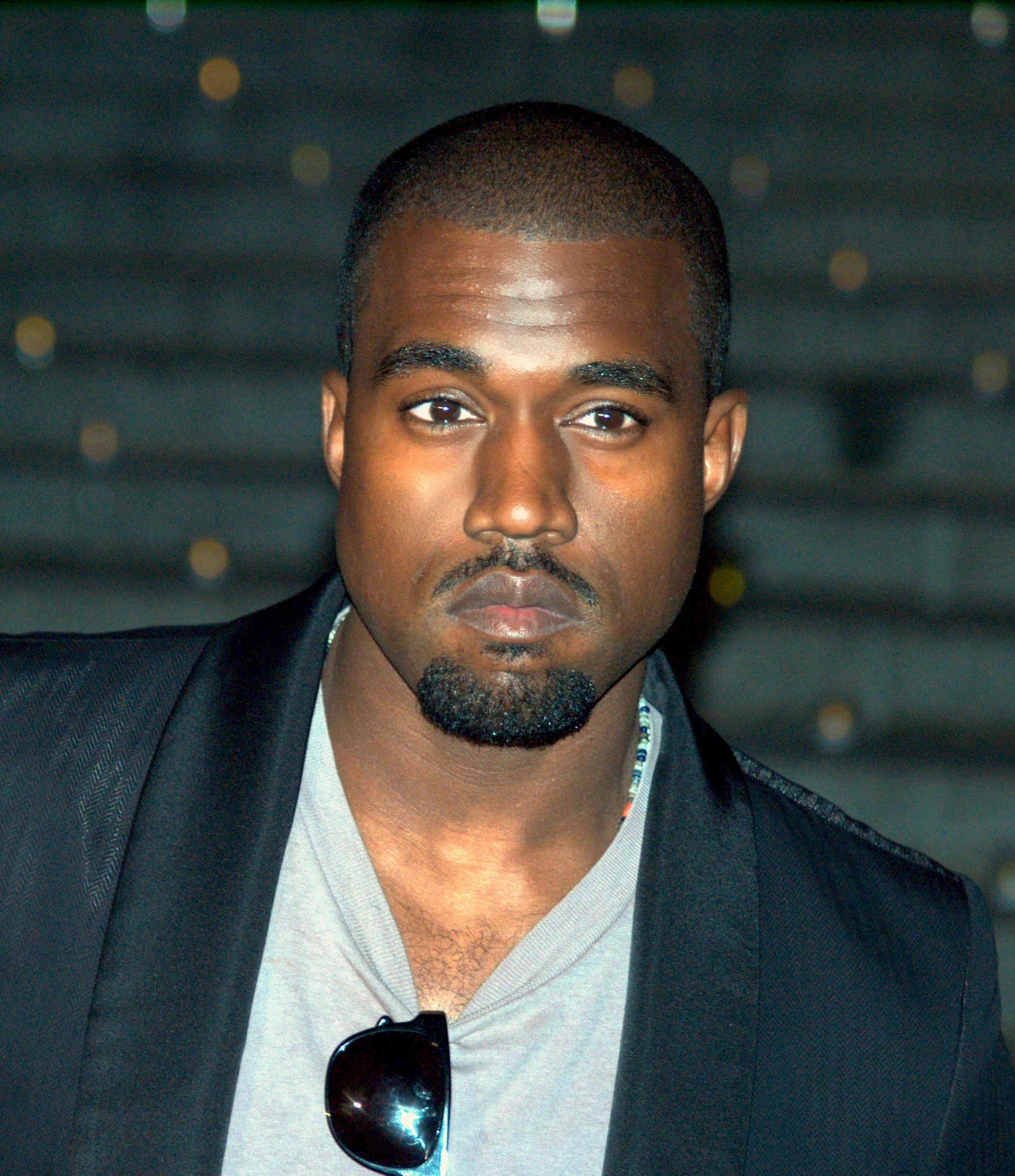 Photo of Kanye West: American recording artist