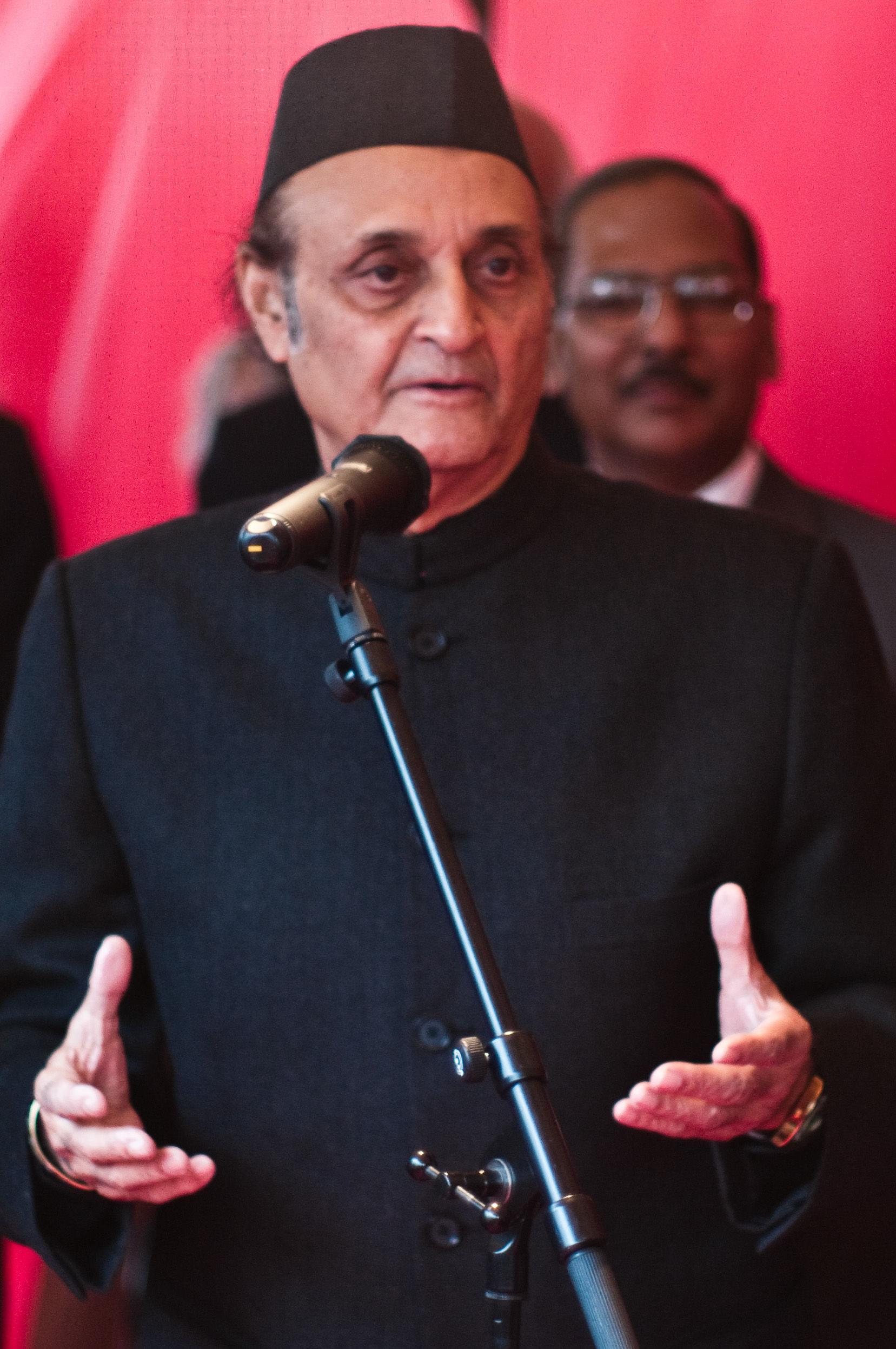 Photo of Karan Singh: Indian politician