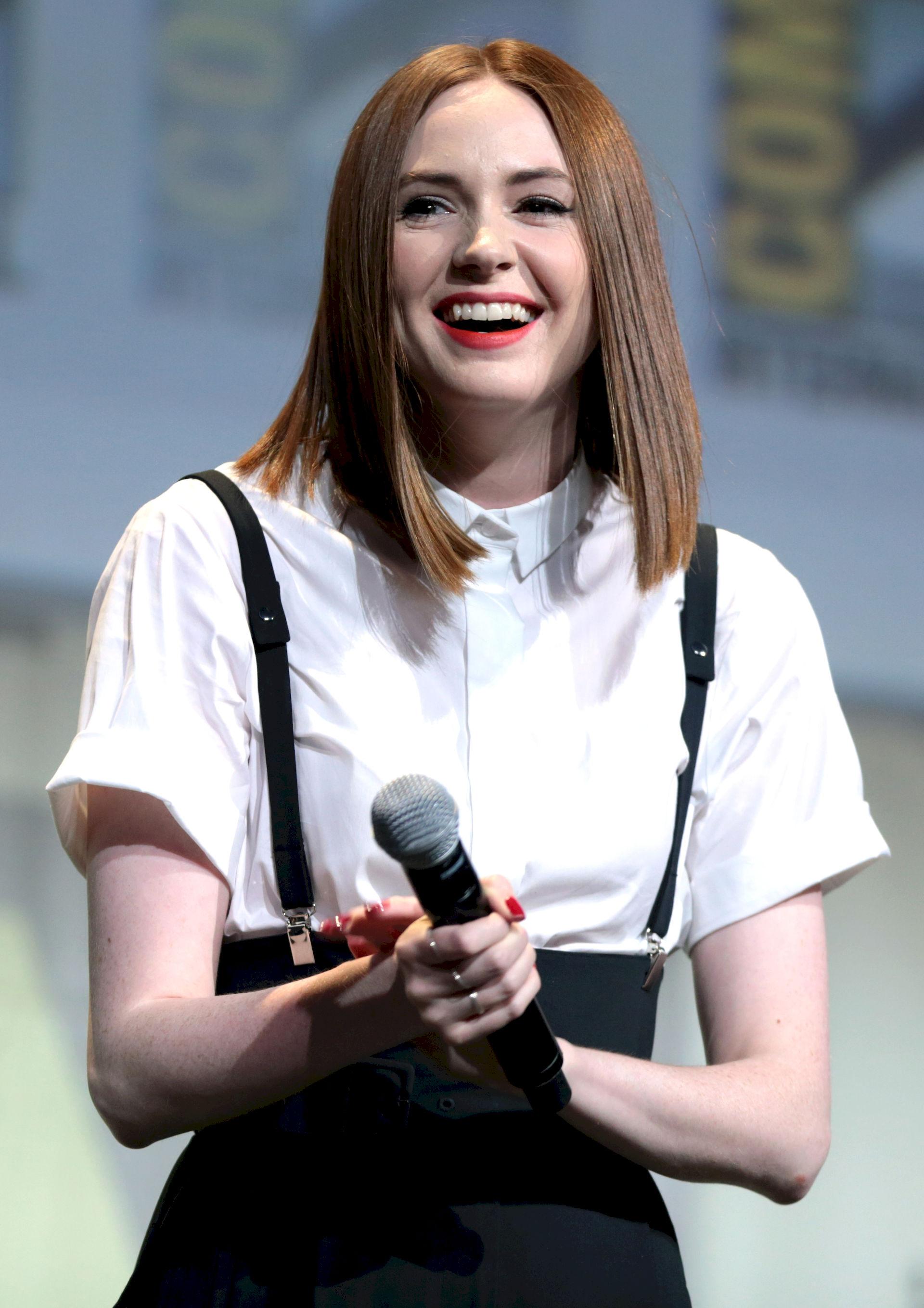 Photo of Karen Gillan: Scottish actress and former model