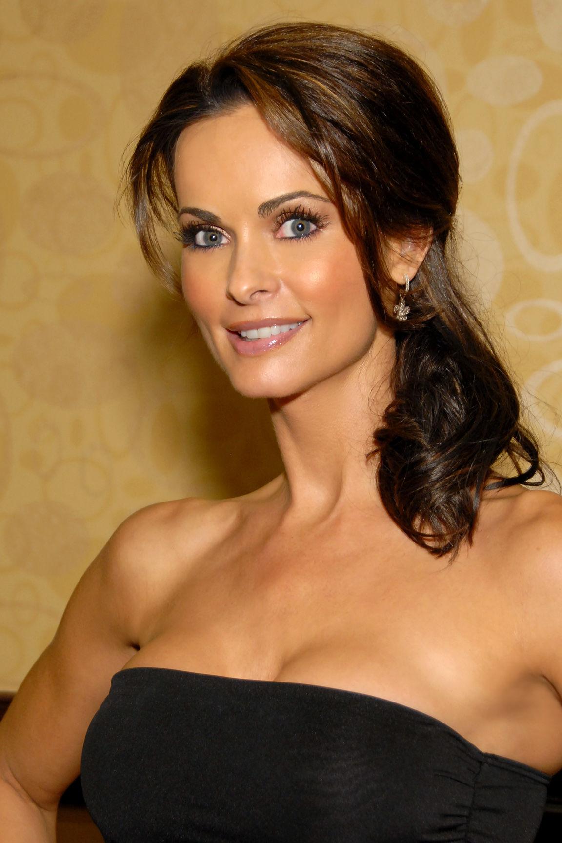 Photo of Karen McDougal: Playboy Playmate, model, actress