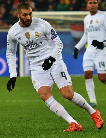 Photo of Karim Benzema: French professional footballer