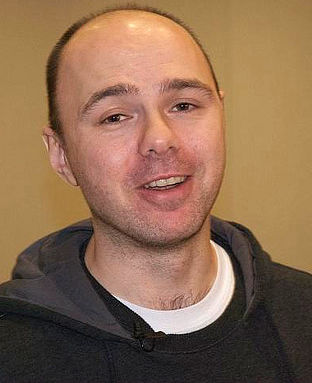 Photo of Karl Pilkington: English television personality, social commentator, actor, author and former radio producer