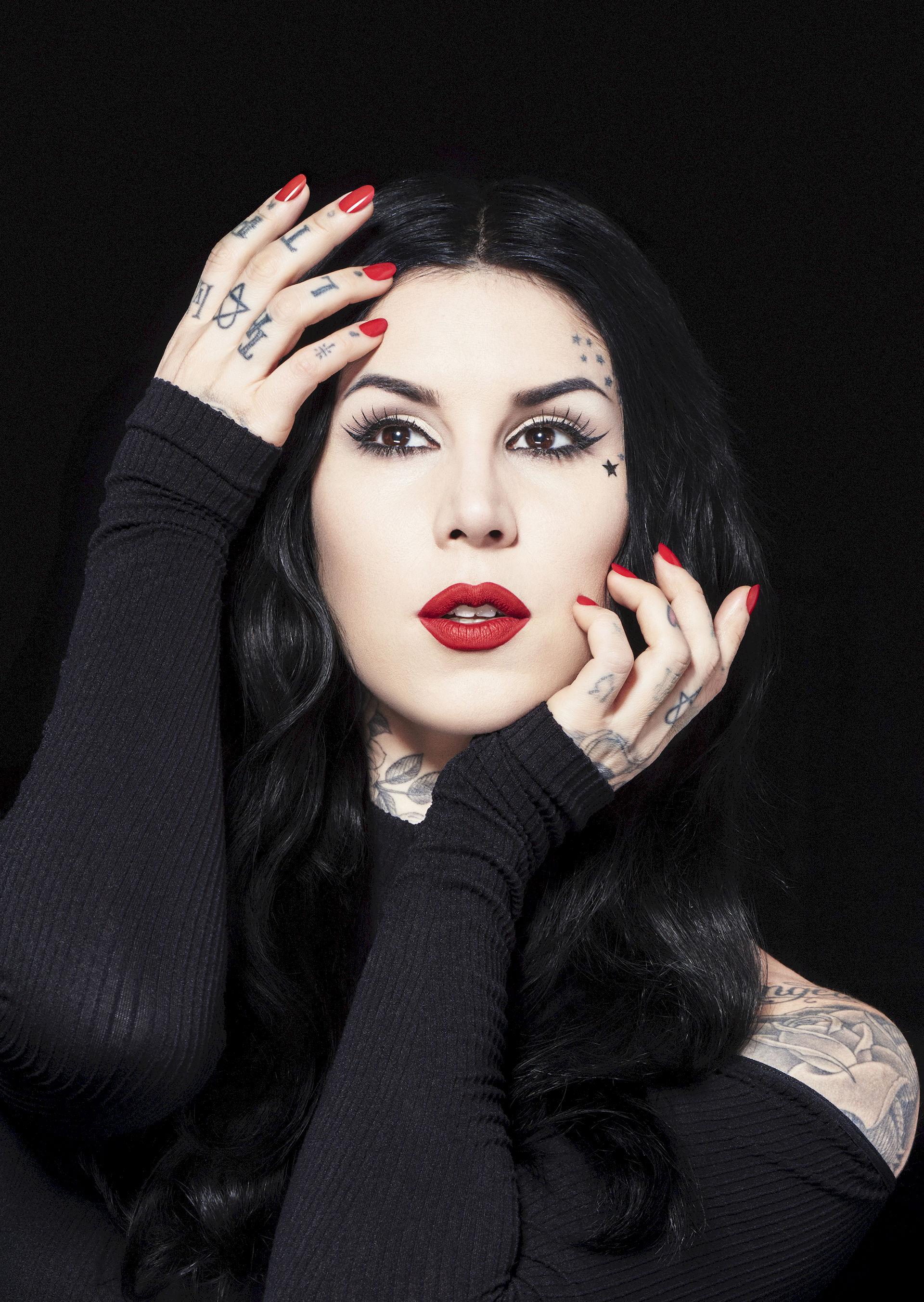 Photo of Kat Von D: Tattoo artist