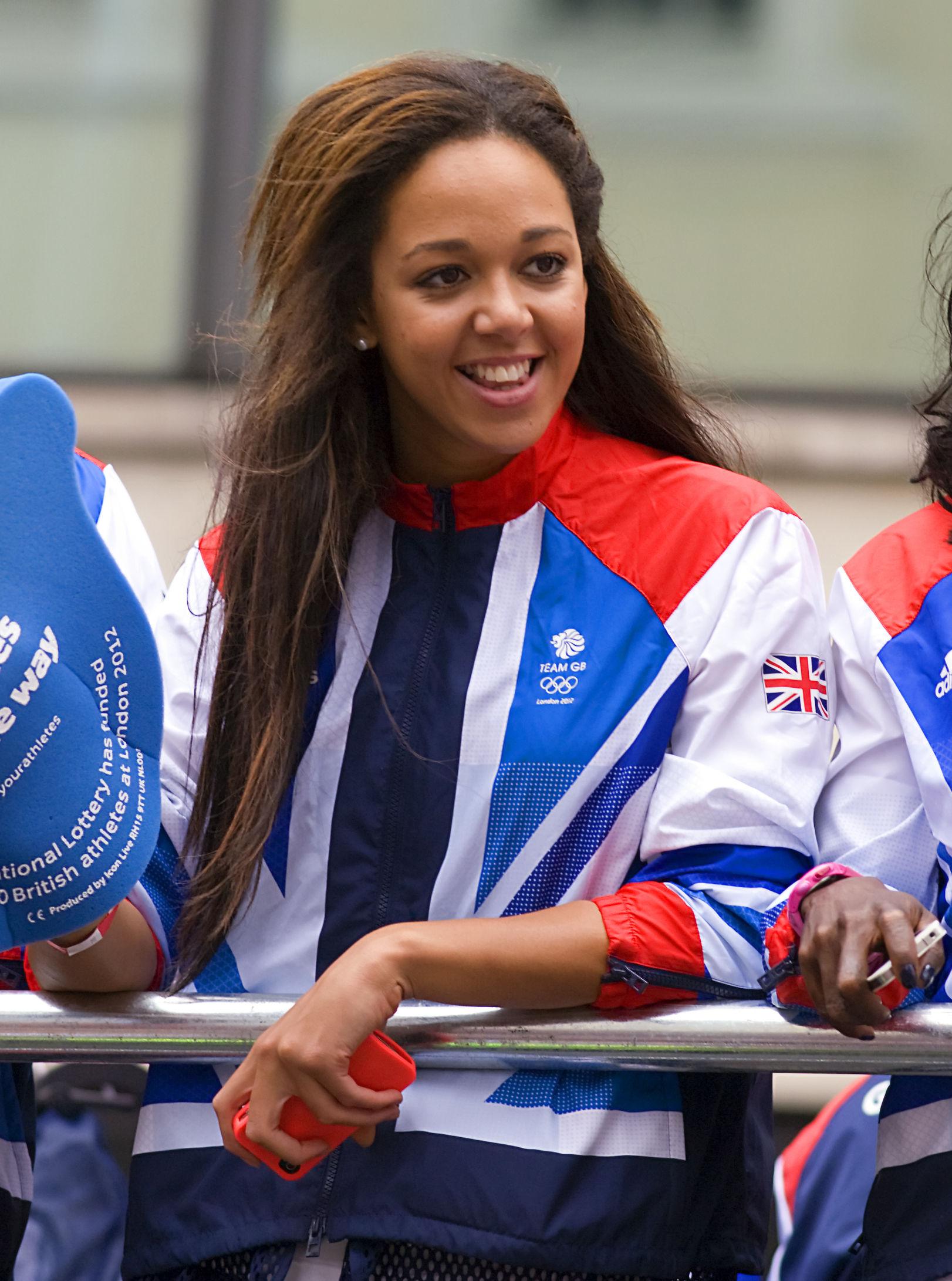 Photo of Katarina Johnson-Thompson: British Heptathlete