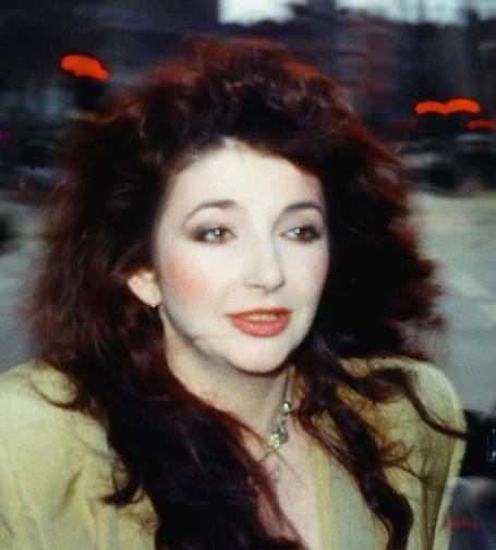 Photo of Kate Bush: English singer, songwriter, musician and record producer