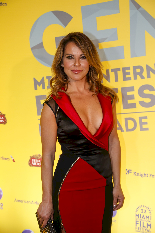 Photo of Kate del Castillo: A Mexican born, American actress.