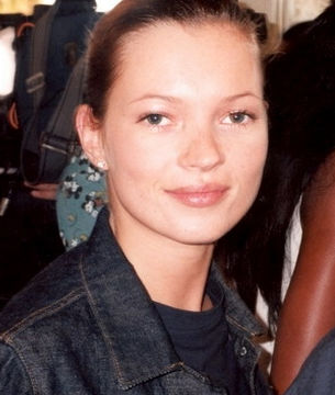 Photo of Kate Moss: English model