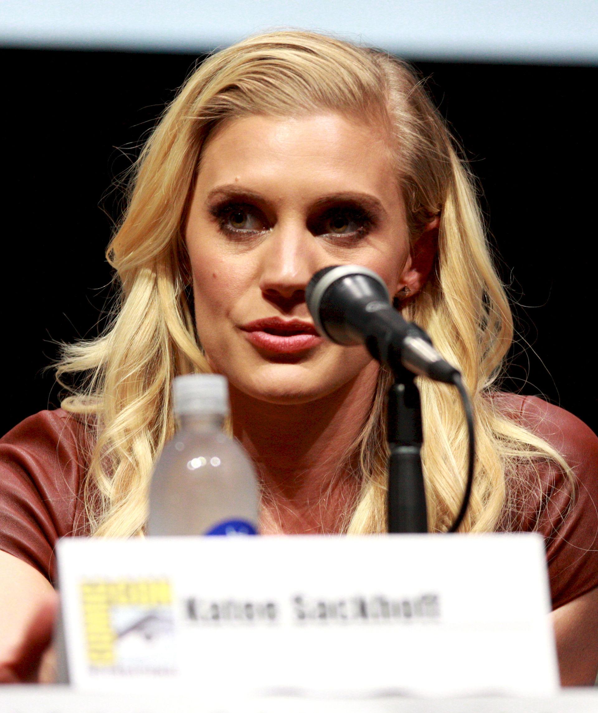 Photo of Katee Sackhoff: American actress