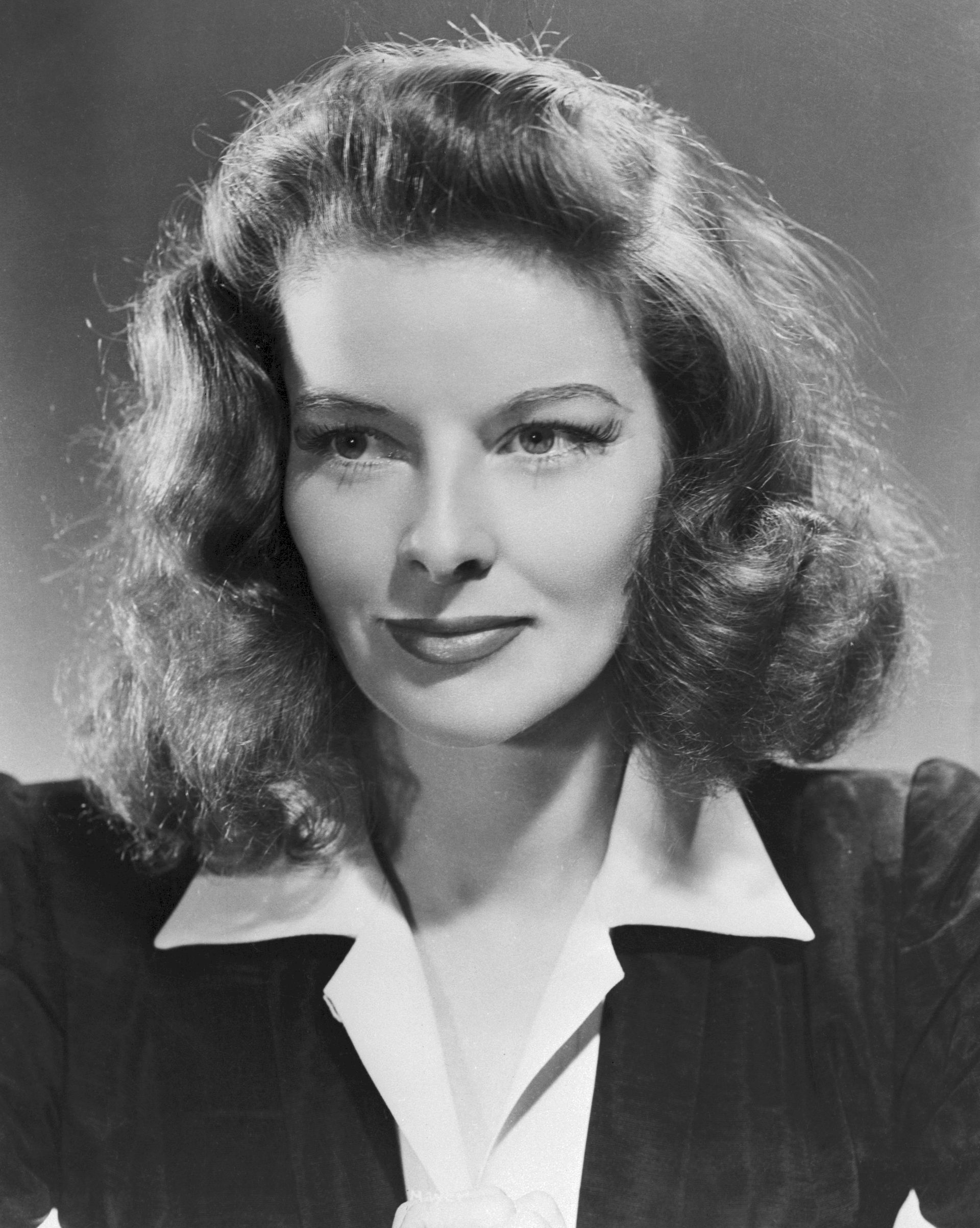 Photo of Katharine Hepburn: Film, stage, and television actress