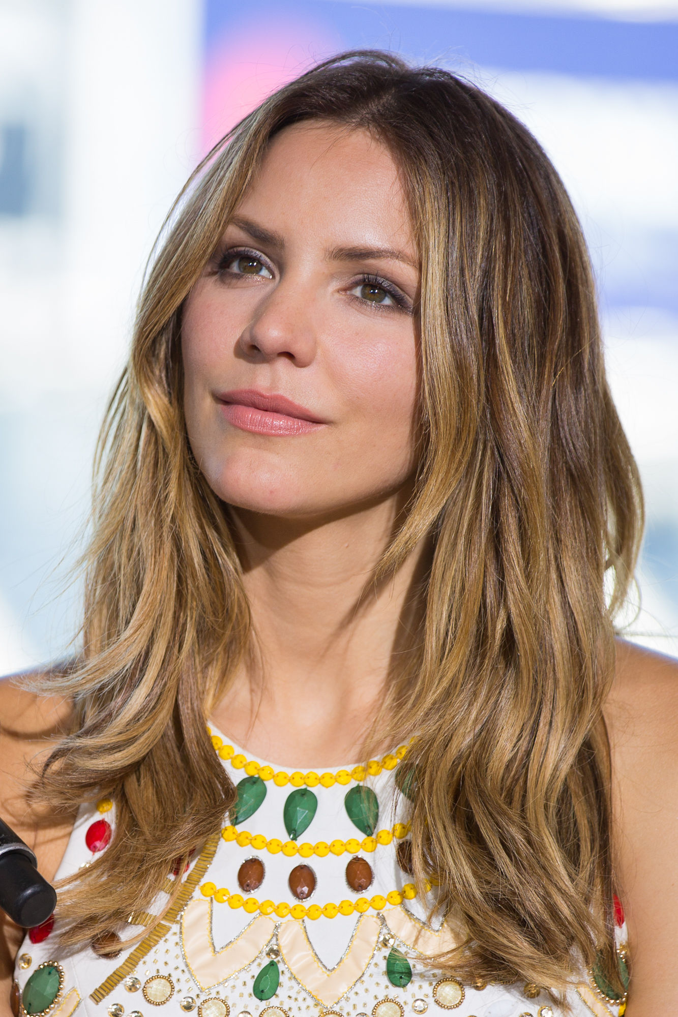 Photo of Katharine McPhee: American pop singer, songwriter, and actress