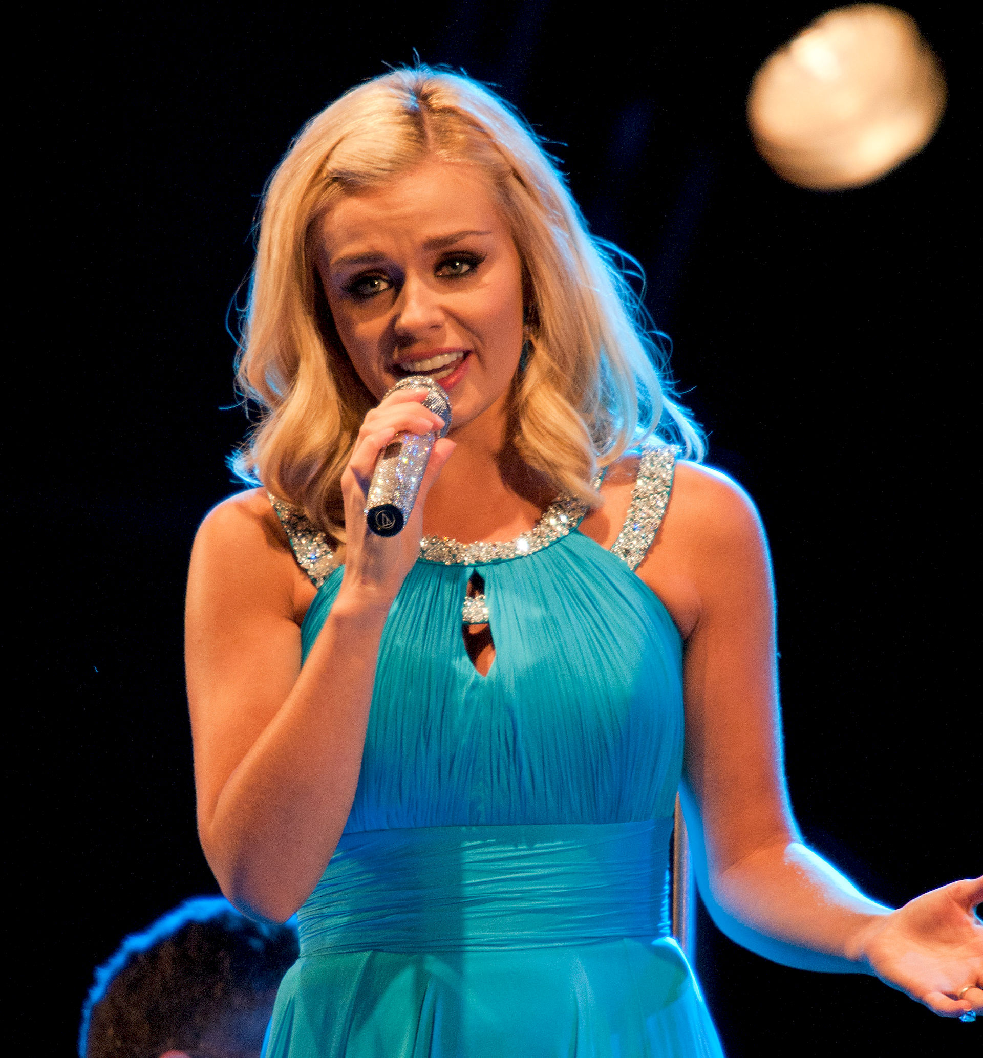 Photo of Katherine Jenkins: Welsh classical crossover singer