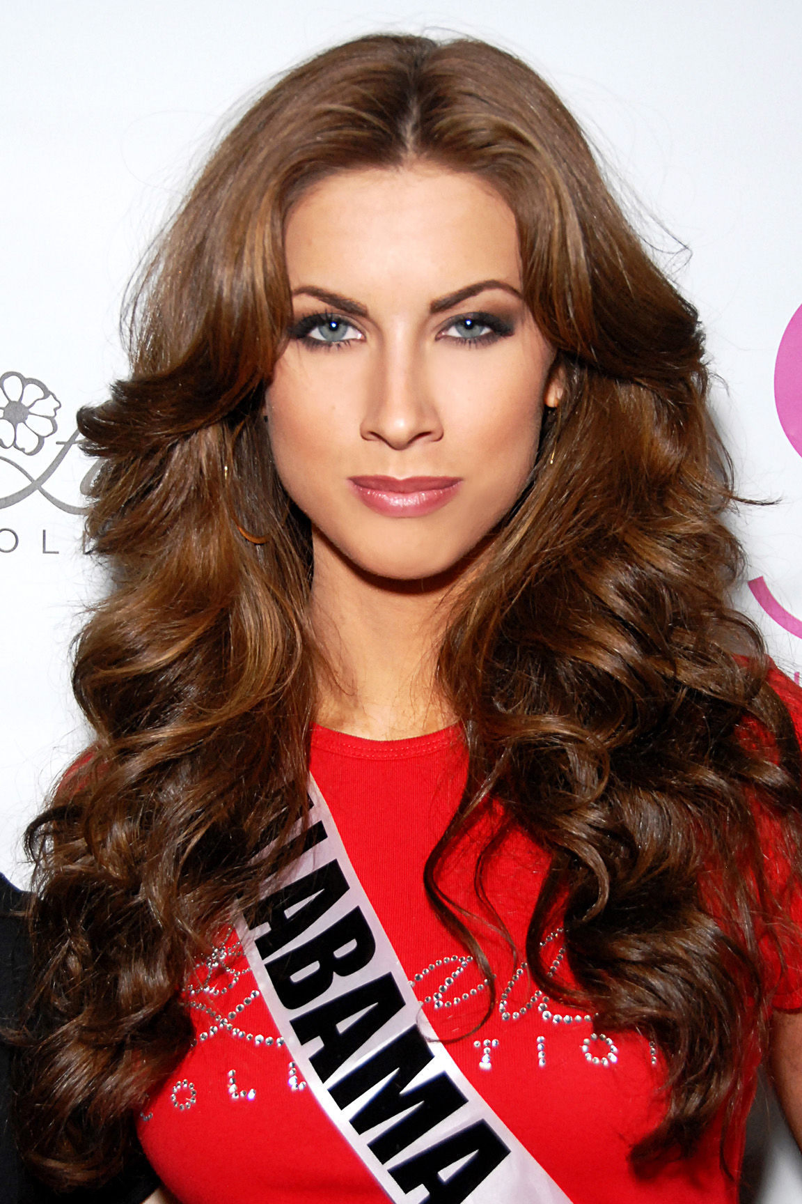 Photo of Katherine Webb: American model, beauty queen, television personality