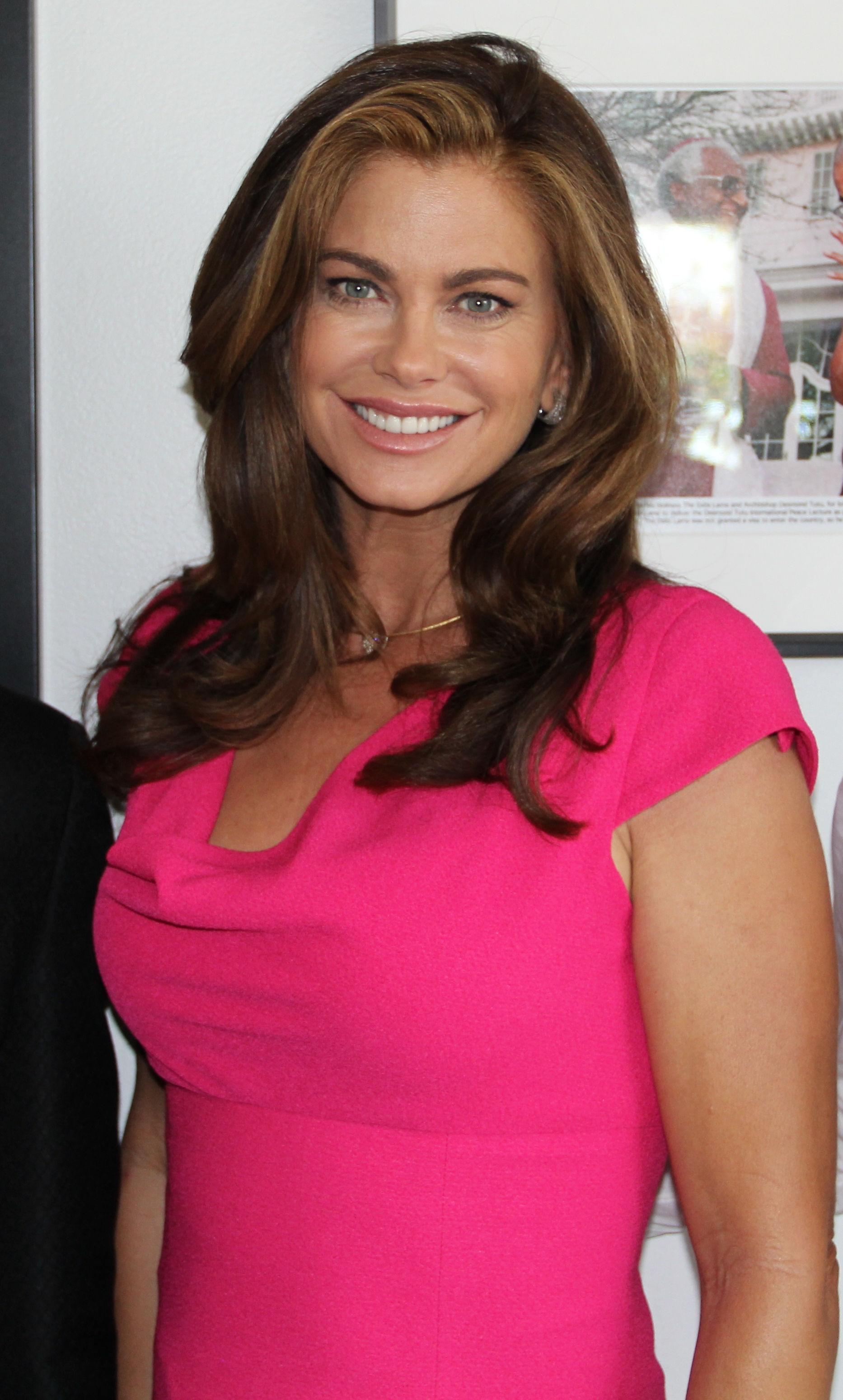 Photo of Kathy Ireland: American model