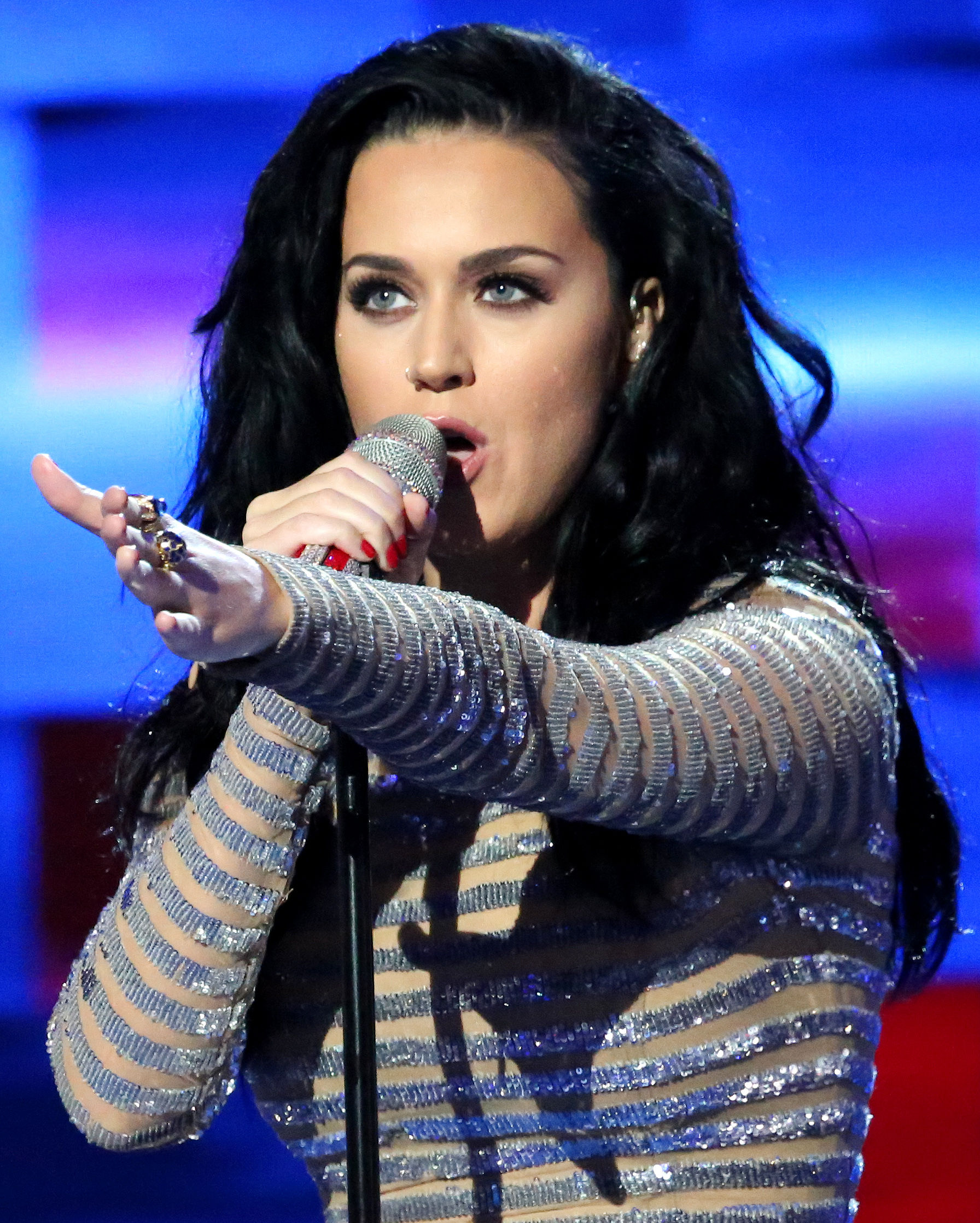 Photo of Katy Perry: American singer, songwriter and actress
