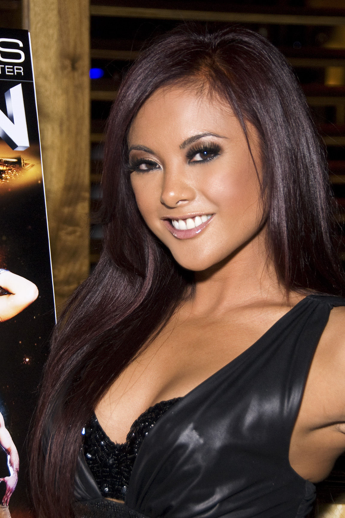 Photo of Kaylani Lei: American pornographic actress