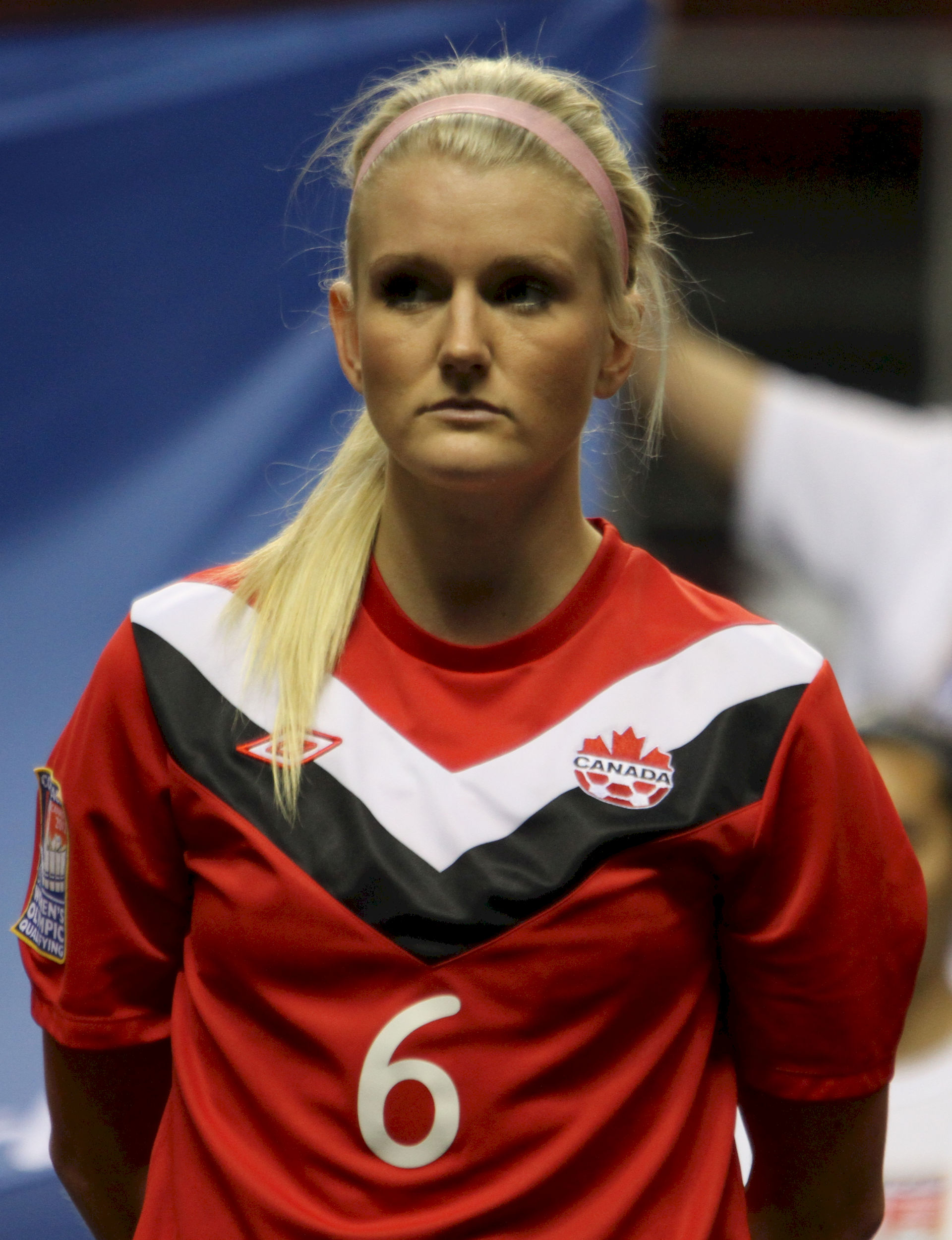 Photo of Kaylyn Kyle: Association footballer
