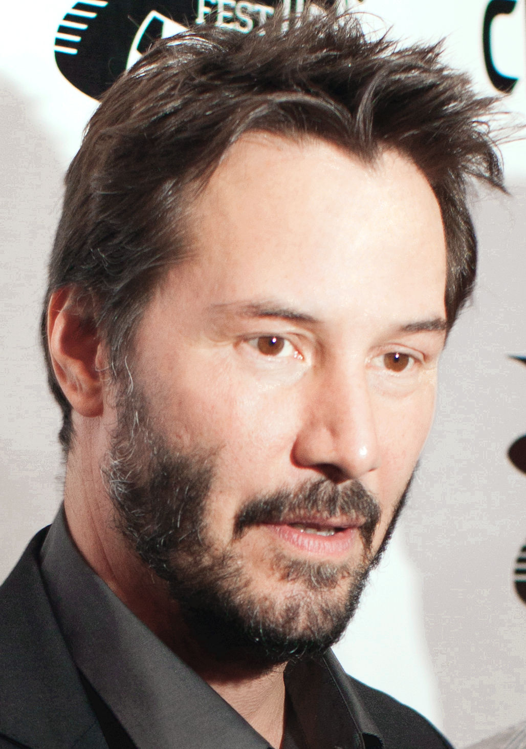 Photo of Keanu Reeves: Canadian actor, producer, director and musician